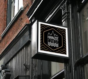 logo ontwerp en signing HanzeFinest